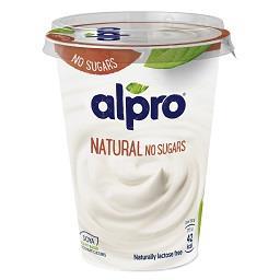 Yofu soja natural sem açúcar