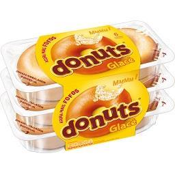 6 donuts classic