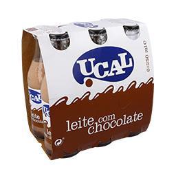 Leite com chocolate original