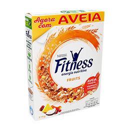 Cereais fitness e fruits