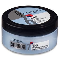 Gel para o cabelo, pasta remix