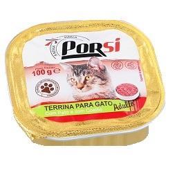 Alimento húmido para gato pato e coelho