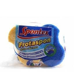 Esfregão esponja não risca