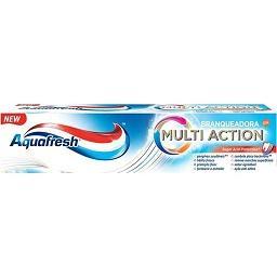 Pasta dentifríca multi action branqueadora
