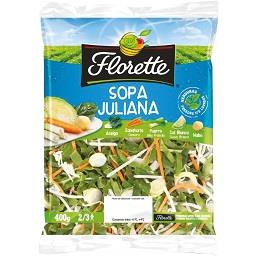 Sopa de Legumes Juliana