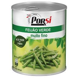 Feijão flageolet verde extra fino