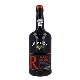 Vinho do porto ruby