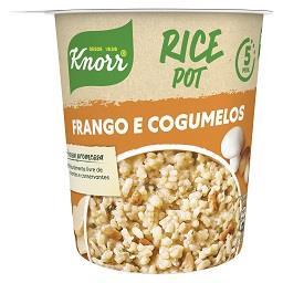 Knorr rice pot frango & cogumelos r