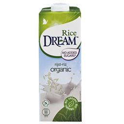 Bebida arroz biológico original