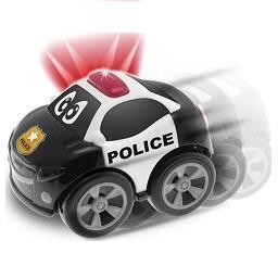 Carro Policia Turbo Touch