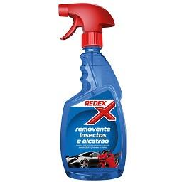 Liquido de limpeza removente insectos