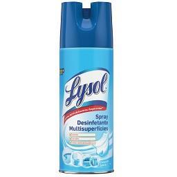 Spray desinfetante elimina odores