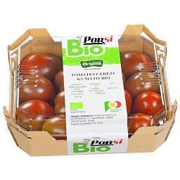 Tomates Cereja Kumato Biológicos