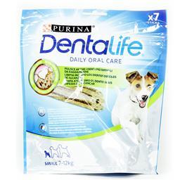 Snack de higiene oral diária para cão pequeno