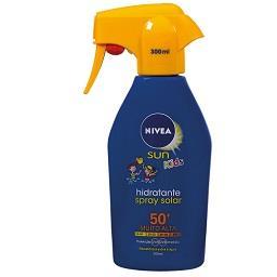 Spray solar, para crianças com cor f50+