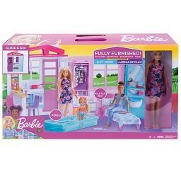 Casa com boneca