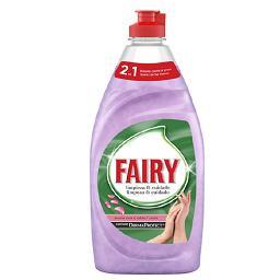 Detergente Manual de Loiça Rosa & Cetim
