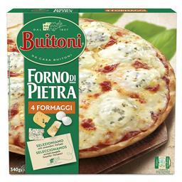 Pizza forno de pietra 4 formaggi