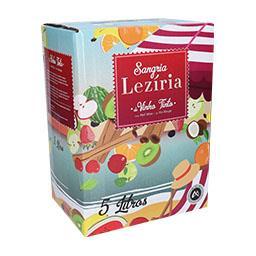 Sangria tinta, bag in the box