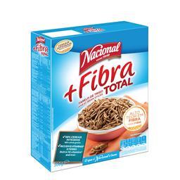 Cereais +fibra total