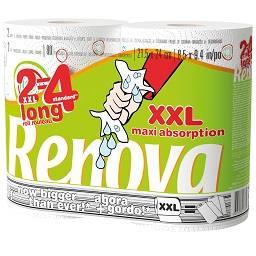 Rolo de cozinha máxima absorção XXL