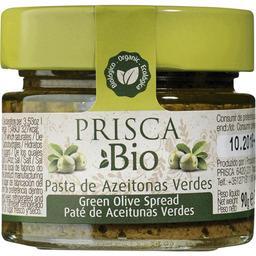 Pasta azeitona verde bio