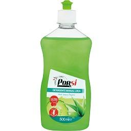 Detergente manual de loiça, ultra aloe vera