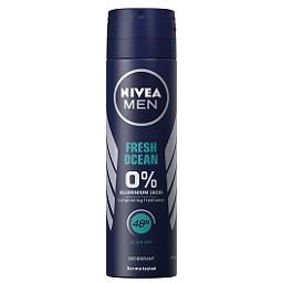 Desodorizante spray 0% aluminium fresh ocean