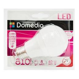 Lâmpada LED Formato Clássico 8W E27 220-240V