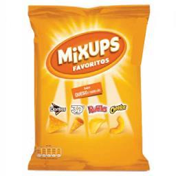 Mixups favoritos queijo