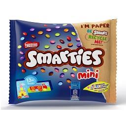 Smarties mini chocolate