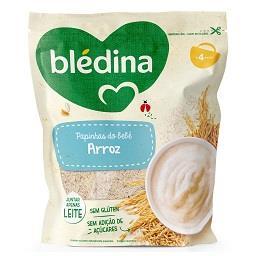 Blédina papinhas do bebé - arroz