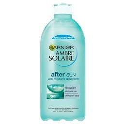 Leite hidratante aloe vera after sun