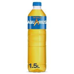 Refrigerante s/ gás laranja