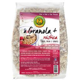 Granola + rústica