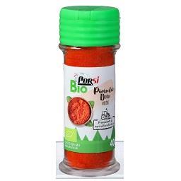 Bio pimentão doce moído