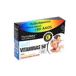 Multi vitaminas 50+