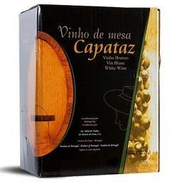 Vinho branco bag-in-box