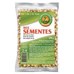 Mix de sementes tradicional