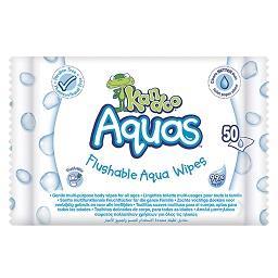 Toalhitas Limpeza Aquas