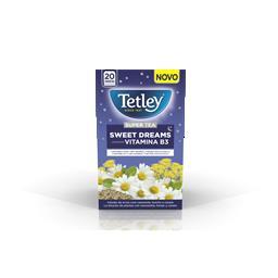 Chá tetley supertea sweetdreams 10x20x2g