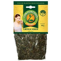 Chá urtiga verde
