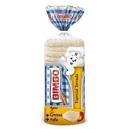 Pão de forma especial torradas s/ côdea