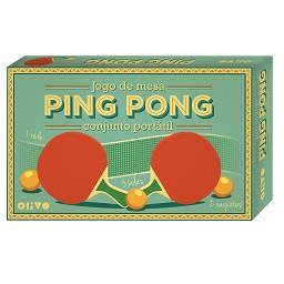 Jogo de Mesa Ping Pong