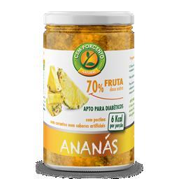 Compota ananás 70% fruta
