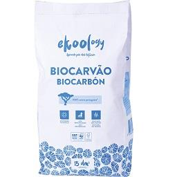 Biocarvão 100% Acácia Portuguesa