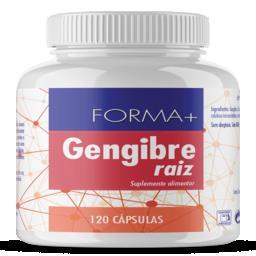 Gengibre - 120 cápsulas