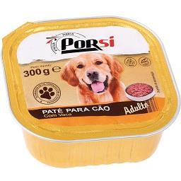 Comida húmida para cão