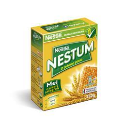 Nestum flocos de cereais integrais