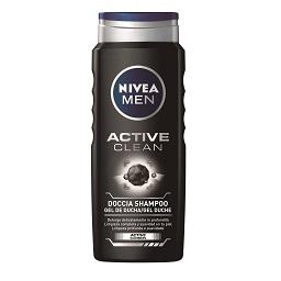 Gel Duche Men Active Clean